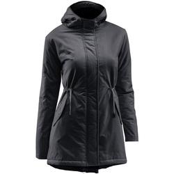 Vêtements Femme Vestes Lumberjack CW37821 004 513 Noir