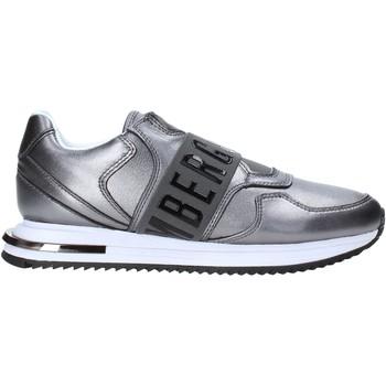 Chaussures Femme Baskets mode Bikkembergs B4BKW0056 Gris