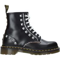 Chaussures Femme Bottines Dr Martens DMS1460BRVS25202001 Noir