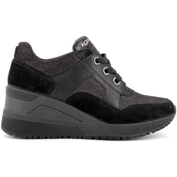 Chaussures Femme Baskets basses IgI&CO 4143133 Noir
