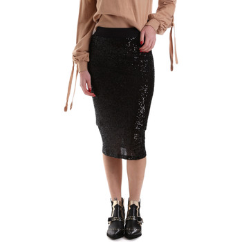 Vêtements Femme Jupes Denny Rose 921DD70017 Noir