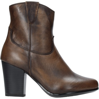 Chaussures Femme Bottines The Flexx E8012_02 Marron