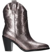 Chaussures Femme Bottines Gold&gold B19 GU22 Gris