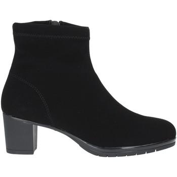 Chaussures Femme Bottines Susimoda 825381 Noir