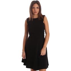 Vêtements Femme Robes courtes Fracomina FR19FP085 Noir
