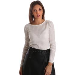 Vêtements Femme Pulls Fracomina FR19FMGEORGIE Blanc