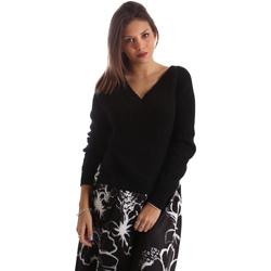 Vêtements Femme Pulls Fracomina FR19FM836 Noir