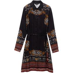 Vêtements Femme Robes courtes Desigual 19WWVW34 Noir
