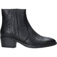 Chaussures Femme Bottines Pregunta PF5794T Noir