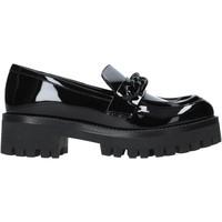 Chaussures Femme Mocassins Pregunta PAA21 Noir