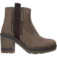 Chaussures Femme Bottines Wrangler WL92600A Gris