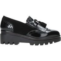 Chaussures Femme Slip ons Grace Shoes 1935 Noir