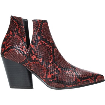 Chaussures Femme Low boots Grace Shoes 7241004 Rouge