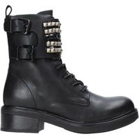 Chaussures Femme Bottines Gold&gold B19 GA77 Noir