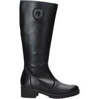 Chaussures Femme Bottes ville Susimoda 8956 Noir