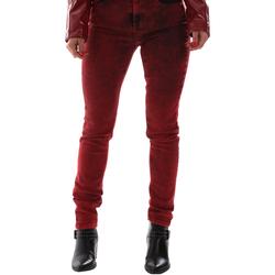 Vêtements Femme Jeans Versace A1HUB0Y0APW48537 Rouge