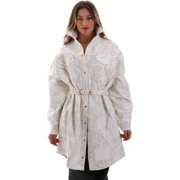Vêtements Femme Vestes Versace D2HUB445HRC43003 Blanc