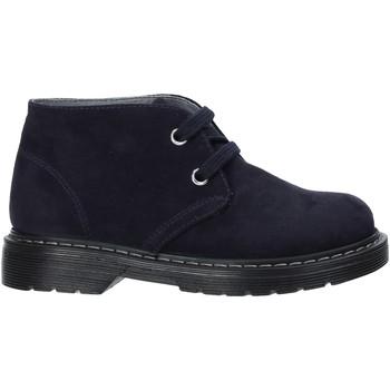 Chaussures Enfant Boots NeroGiardini A923740M Bleu