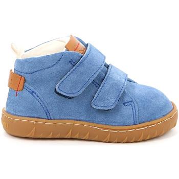 Chaussures Enfant Boots Grunland PP0272 Bleu