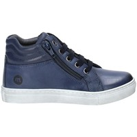 Chaussures Enfant Baskets montantes Melania ME6453F9I.D Bleu