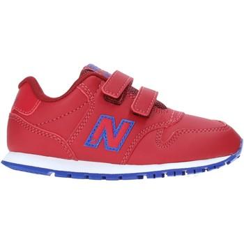 Chaussures Enfant Baskets basses New Balance NBIV500DA Rouge