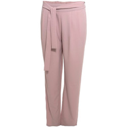 Vêtements Femme Pantalons fluides / Sarouels Smash S1829415 Rose