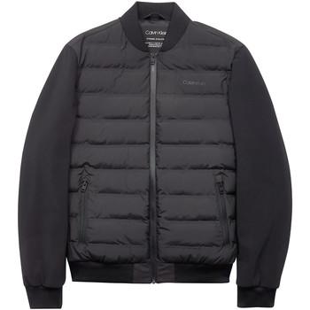Vêtements Homme Doudounes Calvin Klein Jeans K10K104901 Noir