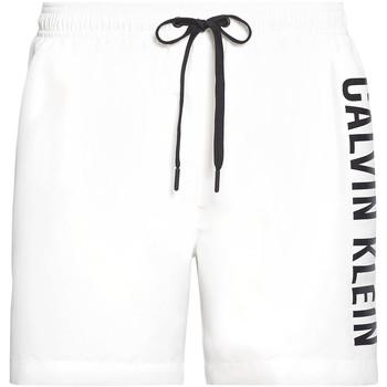 Vêtements Homme Maillots / Shorts de bain Calvin Klein Jeans KM0KM00452 Blanc