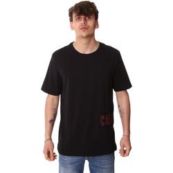Vêtements Homme T-shirts manches courtes Calvin Klein Jeans 00GMH9K287 Noir