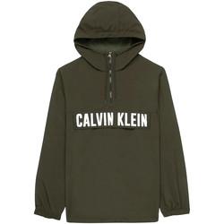 Vêtements Homme Vestes Calvin Klein Jeans 00GMH9O588 Vert