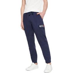 Vêtements Homme Pantalons de survêtement Tommy Jeans DM0DM07817 Bleu
