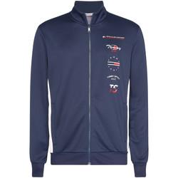 Vêtements Homme Vestes Tommy Hilfiger S20S200317 Bleu