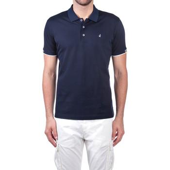 Vêtements Homme Polos manches courtes Navigare NV72058 Bleu