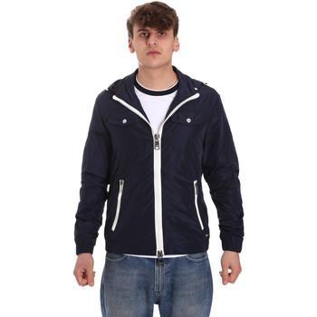 Vêtements Homme Vestes Gaudi 011BU35007 Bleu