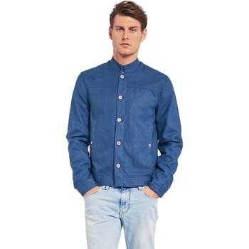 Vêtements Homme Vestes Gaudi 011BU38005 Bleu
