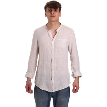 Vêtements Homme Chemises manches longues Gaudi 011BU45001 Beige