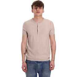 Vêtements Homme Les Iles Wallis et Futuna Gaudi 011BU53007 Beige