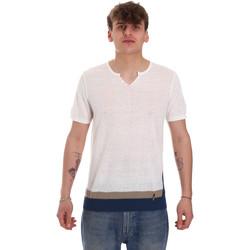 Vêtements Homme T-shirts manches courtes Gaudi 011BU53021 Beige