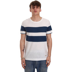 Vêtements Homme T-shirts manches courtes Gaudi 011BU53023 Beige