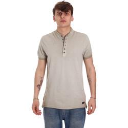 Vêtements Homme Polos manches courtes Gaudi 011BU64018 Beige