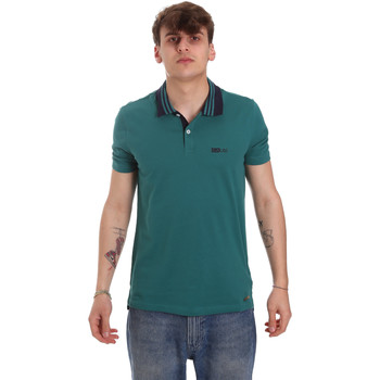 Vêtements Homme Polos manches courtes Gaudi 011BU64044 Vert