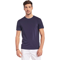 Vêtements Homme Les Iles Wallis et Futuna Gaudi 011BU64087 Bleu