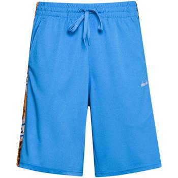 Vêtements Homme Shorts / Bermudas Diadora 502176087 Bleu