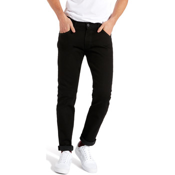Vêtements Homme Jeans slim Wrangler W14XHP19A Noir