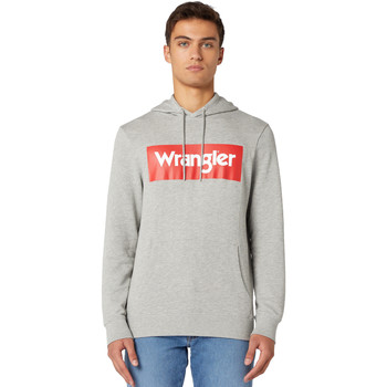Vêtements Homme Sweats Wrangler W6B9HAX37 Gris