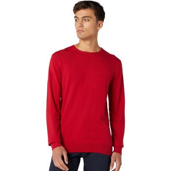 Vêtements Homme Pulls Wrangler W8A0PDX47 Rouge