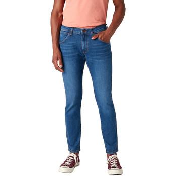 Vêtements Homme Jeans slim Wrangler W14XT112E Bleu