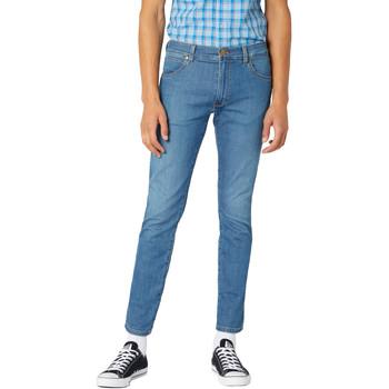 Vêtements Homme Jeans slim Wrangler W18SQ1156 Bleu