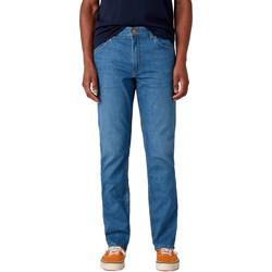 Vêtements Homme Jeans droit Wrangler W15QQ1158 Bleu