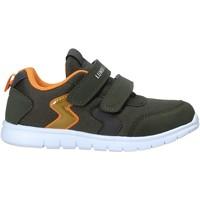 Chaussures Enfant Baskets basses Lumberjack SB55112 002 M67 Vert